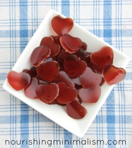 Pomegranate gummies1