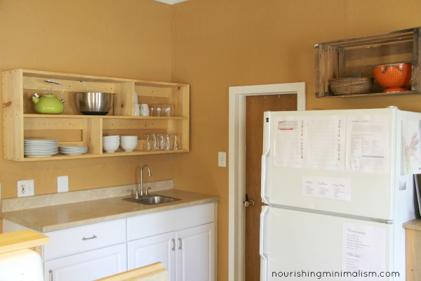 Minimal Kitchen Tour