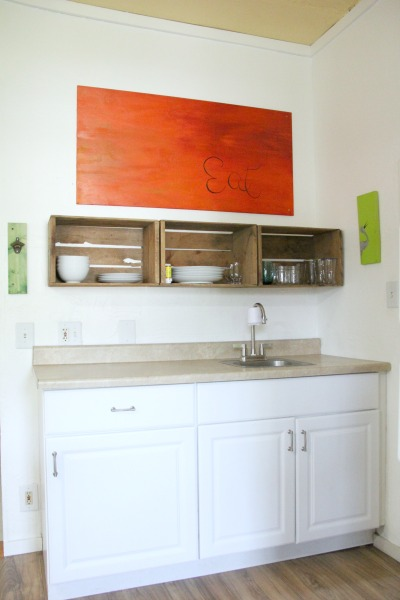 Nourishing Minimalism Kitchen View 6