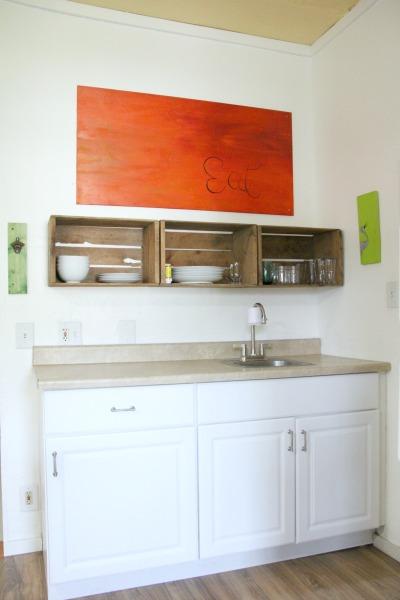 Nourishing Minimalism Kitchen View 6