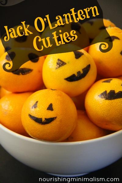 Jack O'Lantern Cuties