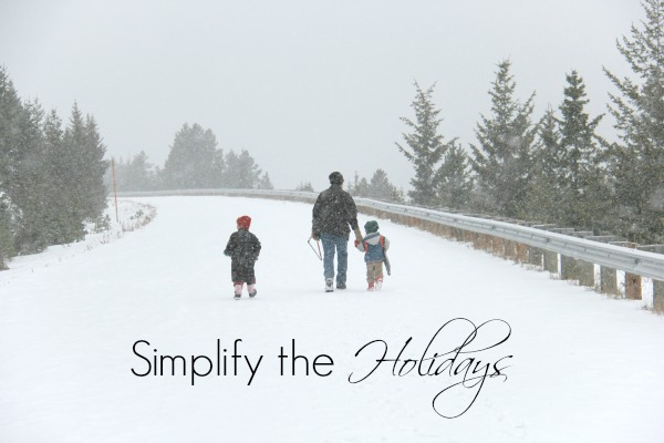 Simplify the Holidays Group Coaching Course- F5 Weeks to a Simplified Holiday Season
