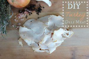 DIY Turkey Deli Meat