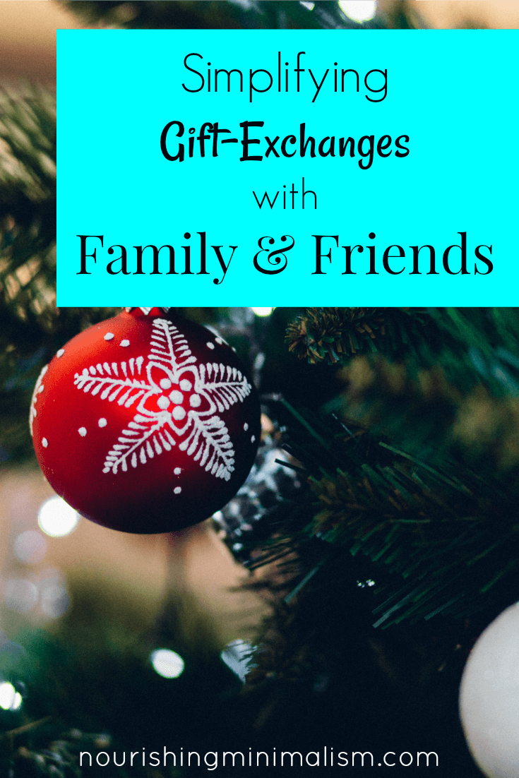 Addressing Gift-Exchanges With Extended Family and Friends