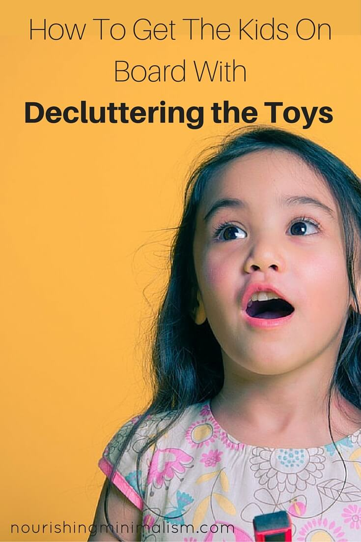 How To Get The Kids On Board With Decluttering The Toys (1)