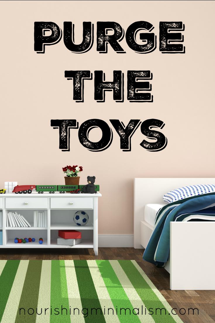 Purge The Toys