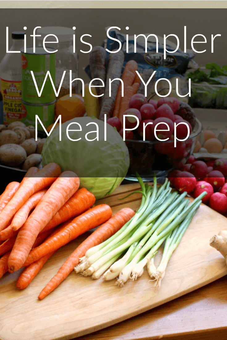 Rushing, stressing, and hurrying through dinner preparation can take all the enjoyment out of what should be one of the most bonding and relaxing parts of our day- the dinner hour. Click here to read how meal prepping can help you relax and enjoy dinner again!