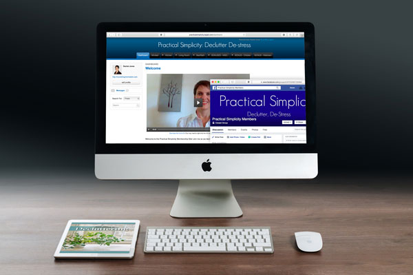 Practical Simplicity 10 Week Video Course