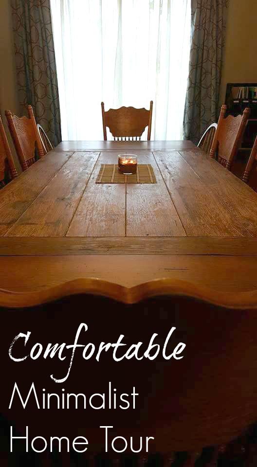 Comfortable cozy minimalist home tour jennifer for Minimalist home tour