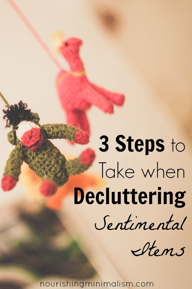 3 Steps to Take When Decluttering Sentimental Items 1 (1)