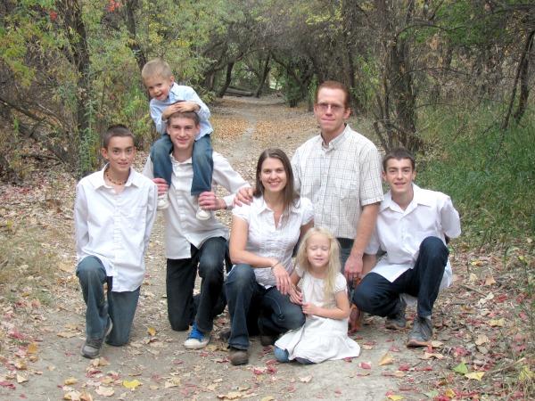 Large-Family Minimalism