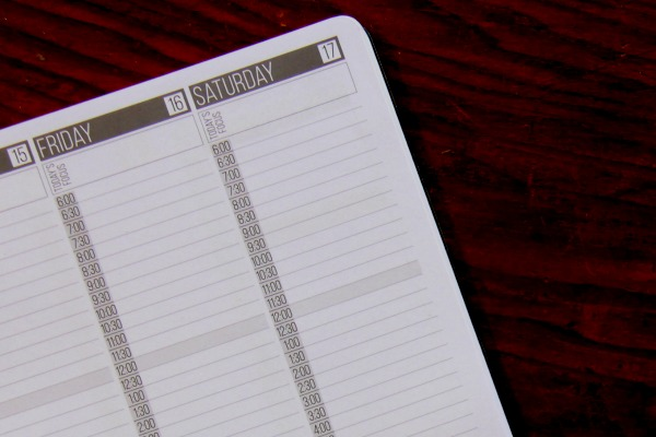 The Secret to Decluttering Your Schedule