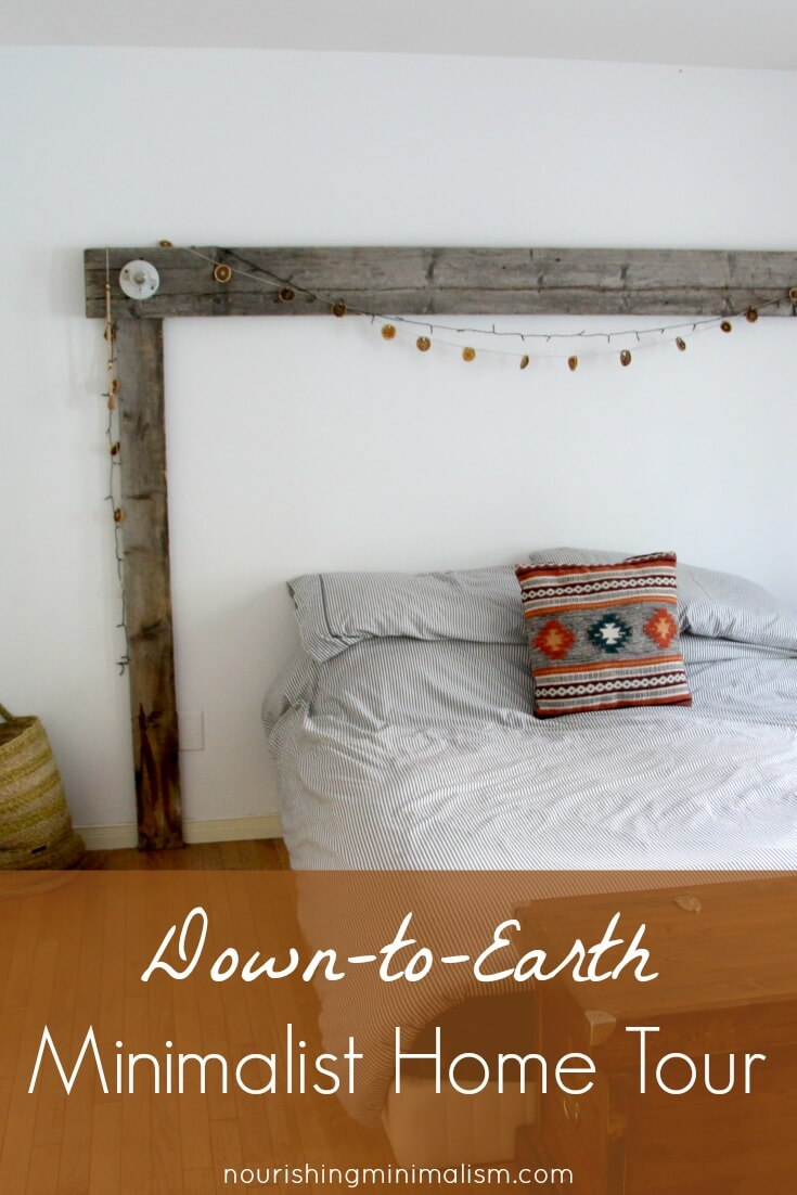 Down-to-Earth Minimalist Home Tour