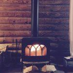 Minimalist Log Cabin Home Tour – Elizabeth