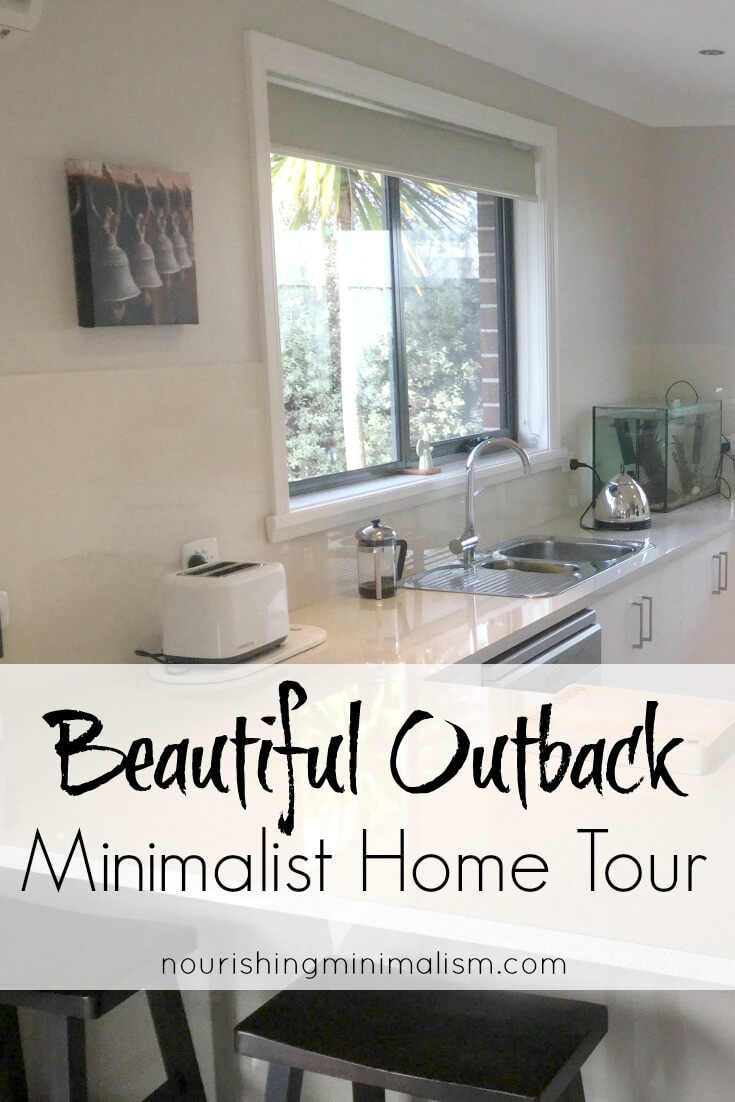 Minimalist Home Tour in Australia