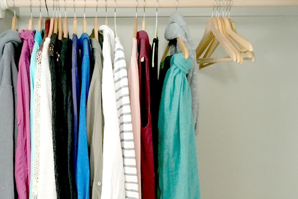 5 Simple Steps To Create A Capsule Wardrobe With Whatu0027s In Your Closet