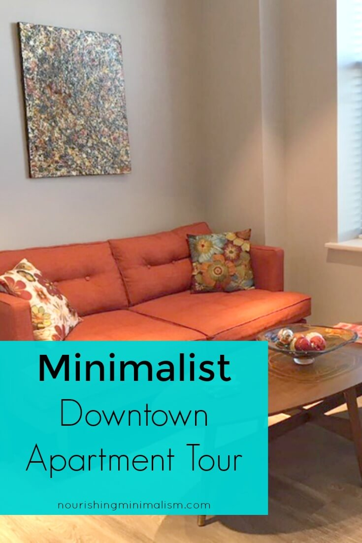Minimalist Downtown Apartment Tour