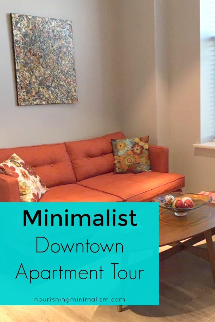 Minimalist Downtown Apartment Tour