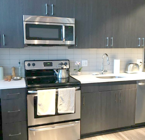 Nourished Kitchen: Minimalist Downtown Apartment Tour