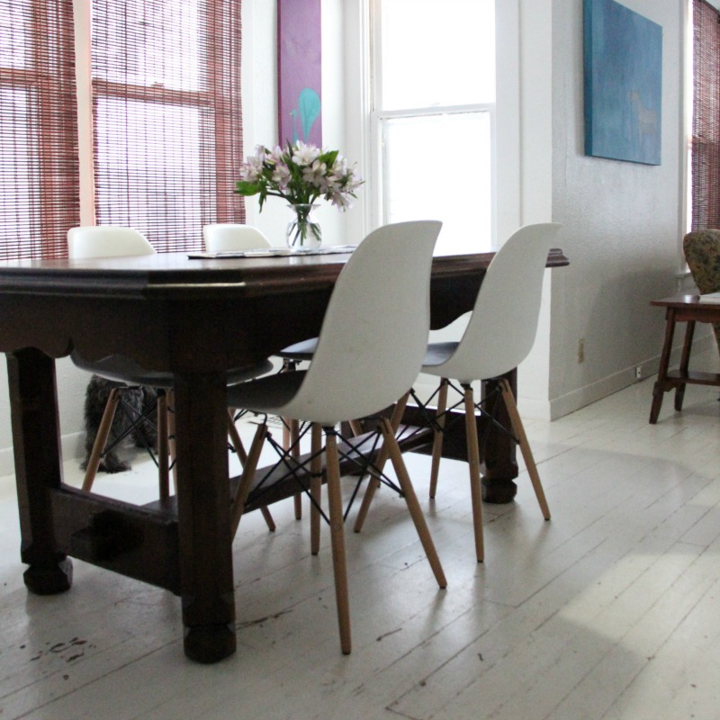 Nourishing Minimalism - Dining Room