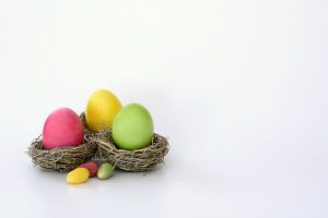 Clutter-Free Easter Baskets