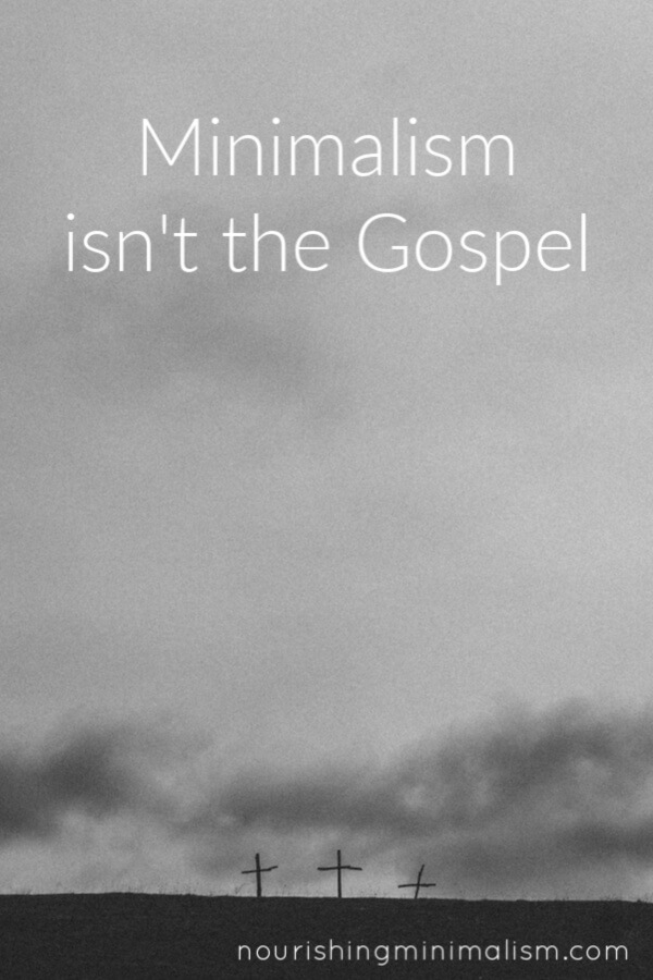 Minimalism is not the Gospel (1) (1)