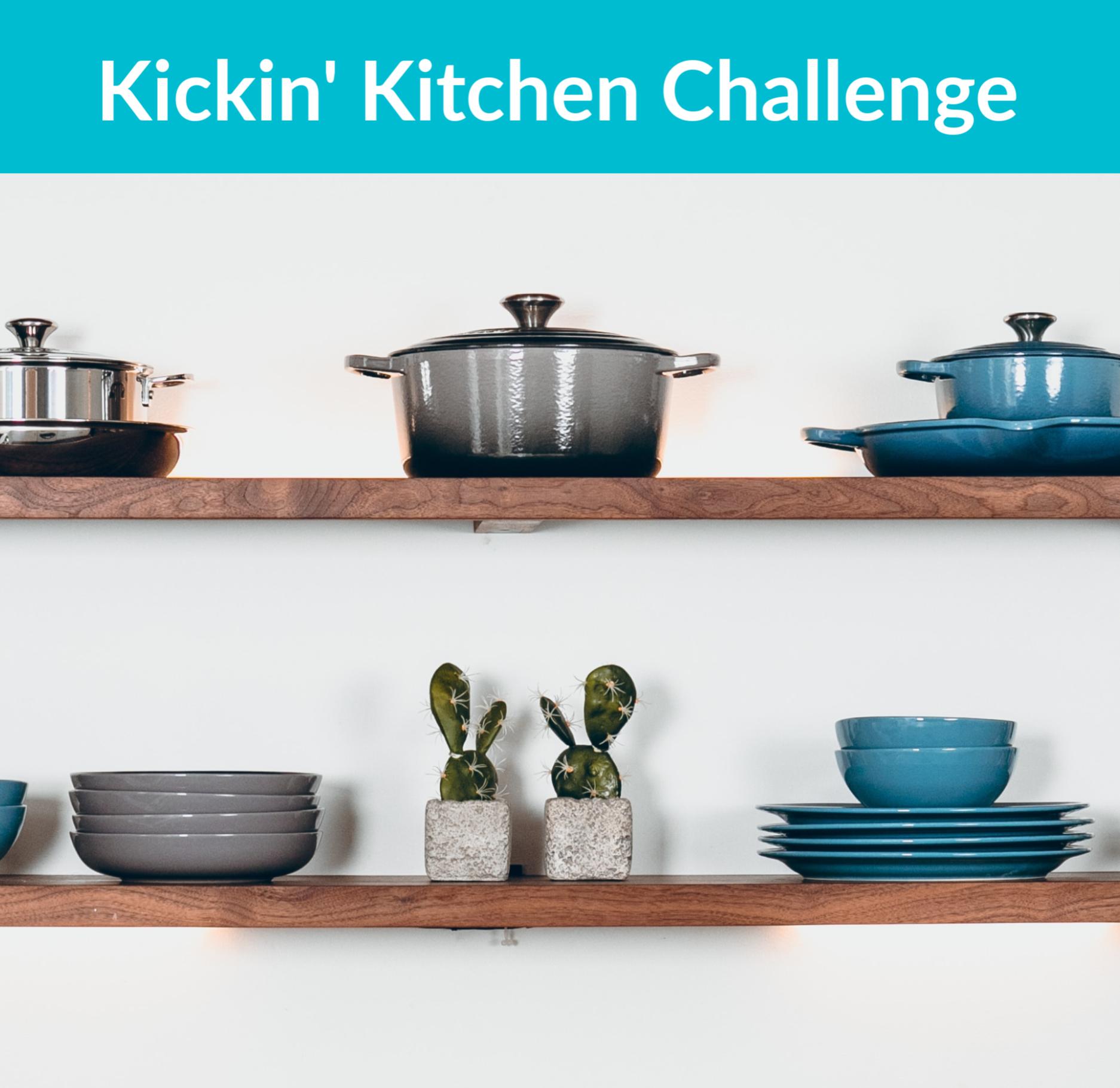 kickin' kitchen challenge