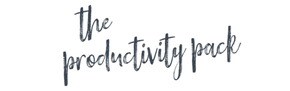 The Productivity Pack (2)