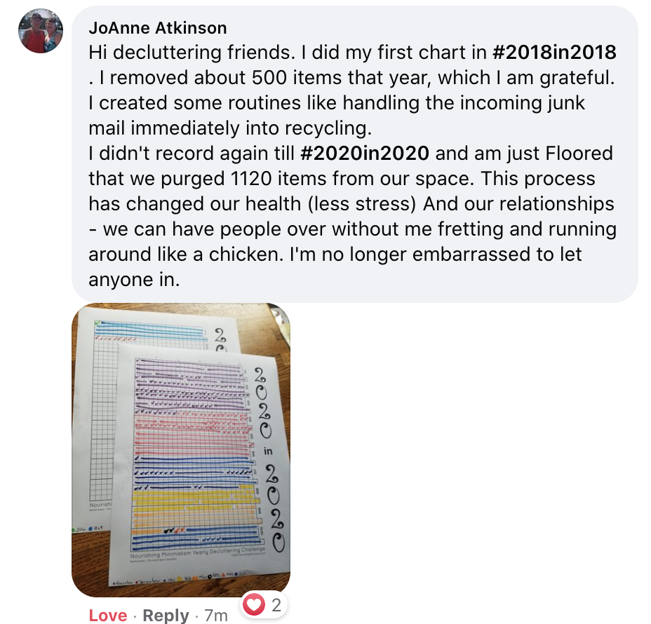 JoAnne Testimonial